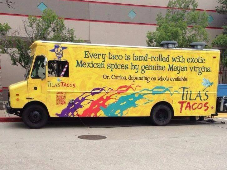 Taco Truck, Mexican Catering, Houston, TX